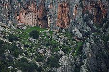 Забытый монастырь Святого Дмитрия «Яйцо»