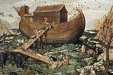 Как выглядел Ноев Ковчег?