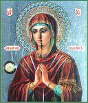 Икона Пресвятой Богородицы Семистрельной