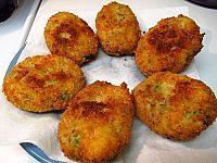 Рецепты Афона: Картофельные котлеты