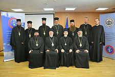 Состоялась ежегодная встреча представителей Православных Церквей ЕС