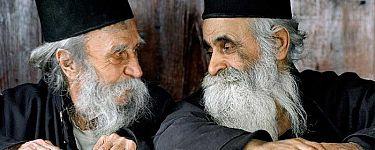 Секрет долгожительства афонских монахов