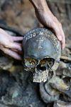 Найдены останки неизвестных святых Афона