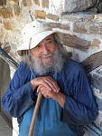 Редкое видео: самый скромный старец Афона