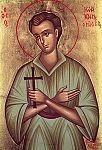 Святой Иоанн сам знает, когда ему нужно менять одеяния!