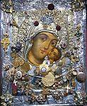 Чудотворная икона Богородицы станет доступна за пределами Афона