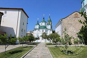 Русский Пантелеимонов монастырь | Athos Guide