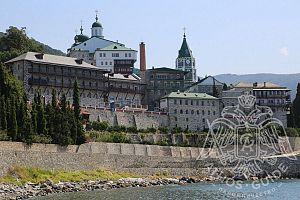 Русский Пантелеймонов монастырь | Athos Guide