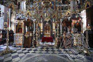 Храм монастыря Святого Павла | Athos Guide