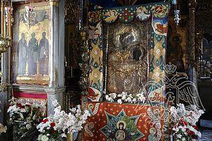 Иверская икона Божией Матери | Athos Guide
