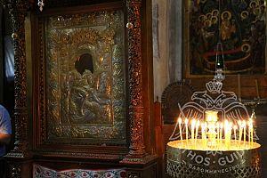 Кариес Центральный храм Протат | Athos Guide