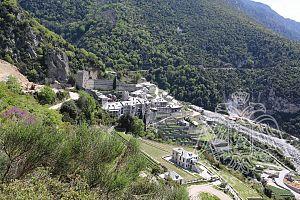 Монастырь Святого Павла | Athos Guide