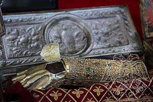 Мощи Святой Параскевы