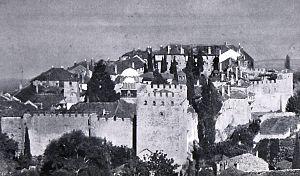 Великая Лавра, 1903г.
