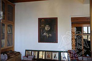 Архондарик монастыря Дионисиат
