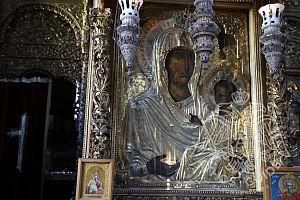 Икона Божией Матери Попская