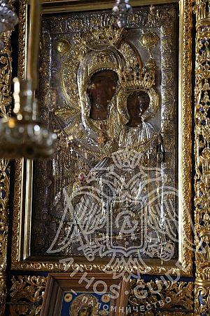 Икона Пресвятой Богородицы Одигитрия (Путеводительница)