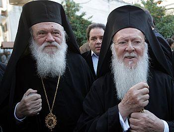 Новый кризис в отношениях Архиепископа Афинского и Всея Греции и Вселенского Патриарха