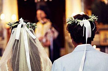 Венчание в Греции и в России, есть ли разница?