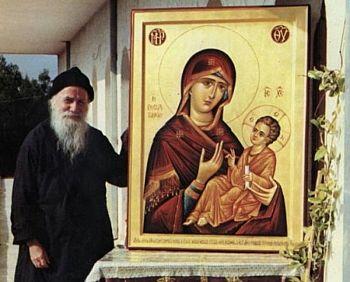 Святой Порфирий: «Мы сами приближаем свой конец».