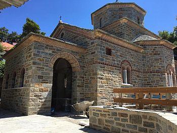 Храм Святого Паисия на Афоне