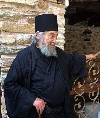 Не стало игумена монастыря Дохиар