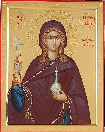 Мощи Святой Марии Магдалины