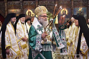 Патриархия Антиохии требует созвать  совет по вопросу Украинской Церкви