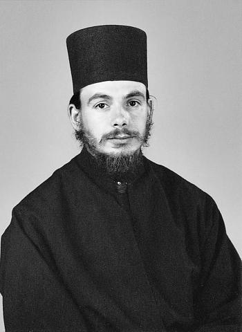 Новый игумен монастыря Дохиар