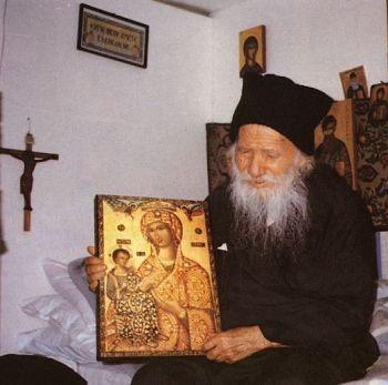 Старец Порфирий об «излишней» религиозности
