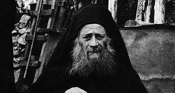 Янтарная глава старца Иосифа Исихаста