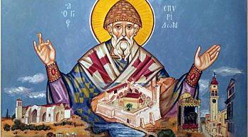 Чудо святого Спиридона, которое произошло со старцем Паисием