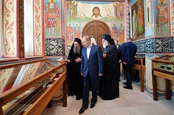 Русские пожертвования на Афоне исчисляются миллионами евро