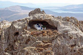 Уникальная Церковь без крыши на острове Лемнос