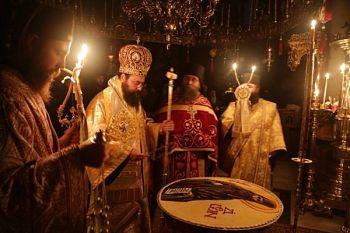 Праздник в монастыре Каракал