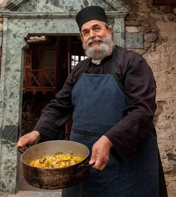 Что едят монахи Афона в пост?