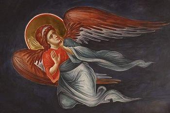 Как нас защищает наш ангел-хранитель?