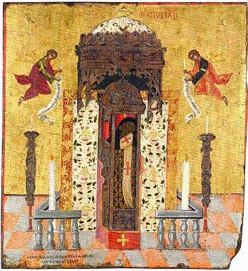Редчайшая икона святого Спиридона
