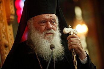 Архиепископ Афинский о Македонском Вопросе