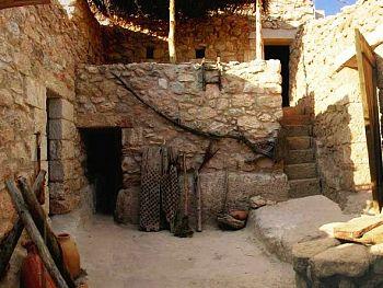 ФОТО: дом, где вырос Иисус Христос
