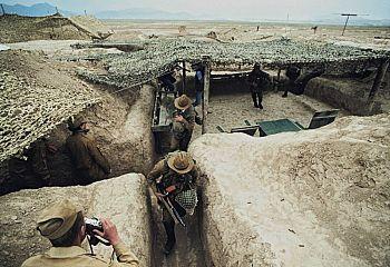 Свидетельство очевидца: Явление Божьей Матери в Афганистане (1 часть)