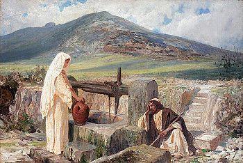 Как выглядит колодец, из которого пил Христос?