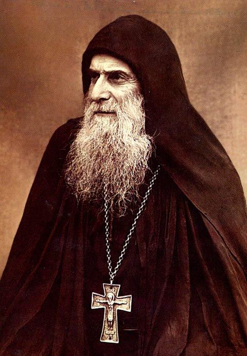 Святой Гавриил (Самтаврийский): антихрист уже родился