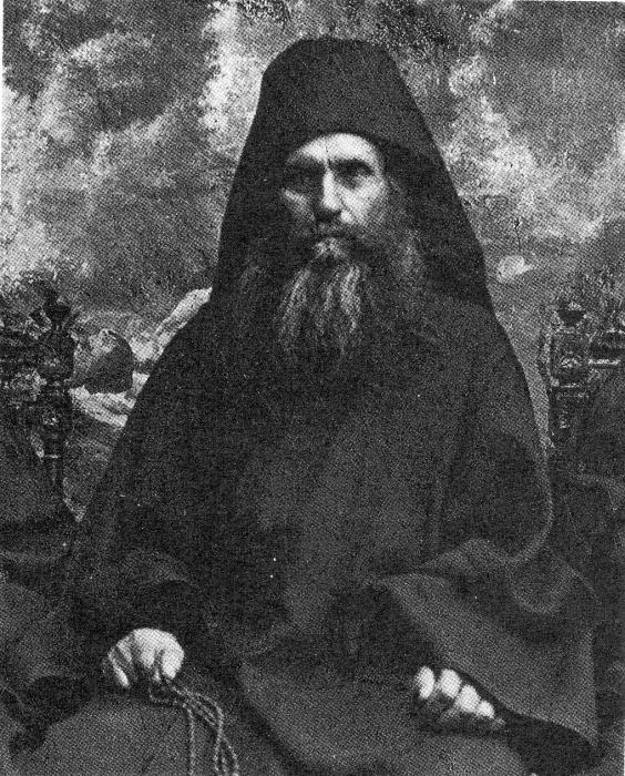 Святой старец Силуан Афонский