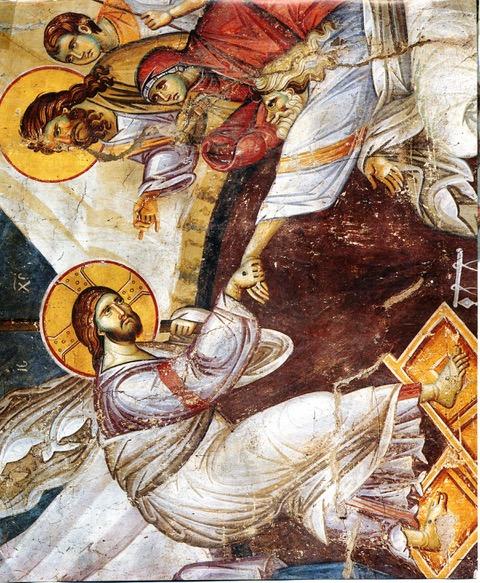 Фото фрески Панселина