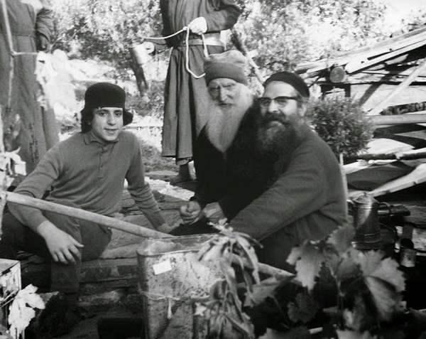 Старец Тихон Афонский (Голенков)