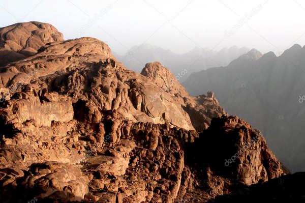 Гора Синай (Гора Моисея)