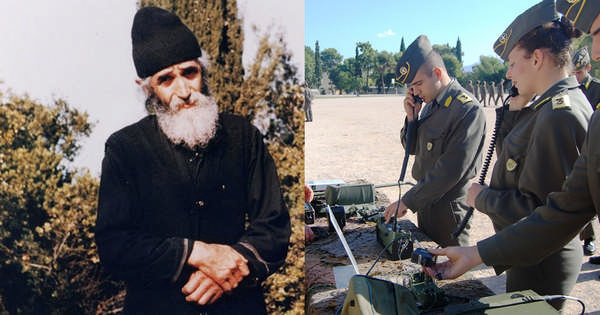 Паисий Святогорец о войне. Армейская служба