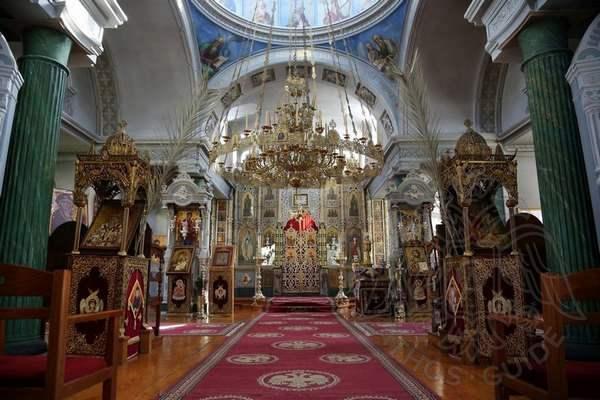 Нецентральный собор Апостола Андрея