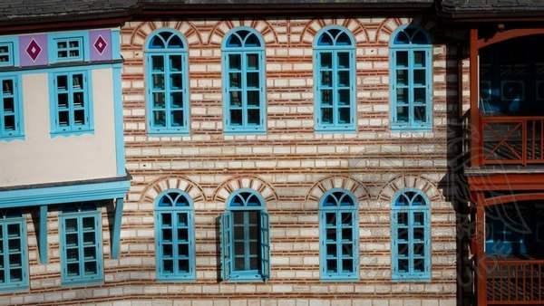 Монастырь Хиландар, Афон: новый корпус